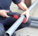 Услуги по монтажу пластиковых труб