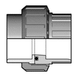 Муфта разборная ПВХ d63 мм