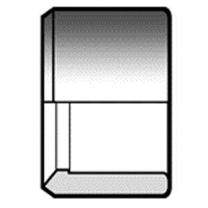 Переходное кольцо ПВХ 250x200