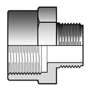 Переходник ПВХ ВР x НР – 2 1/2″ x 2″