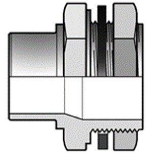 Переход ПВХ на емкость 125/110 x М133