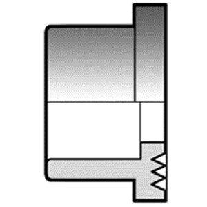 Бурт ПВХ d75 мм