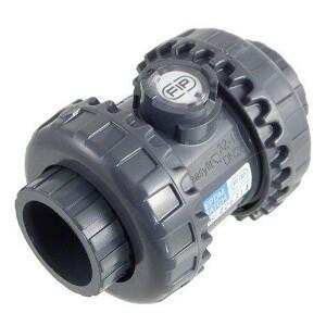 Пружинный обратный клапан ПВХ d 110, DN80