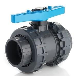 Шаровой кран ПВХ d 110 мм