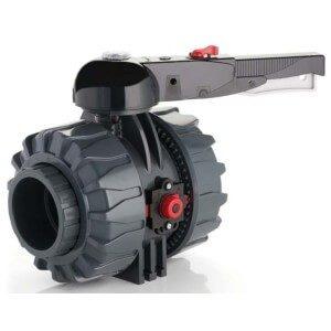 Кран ПВХ промышленный d 110 мм FPM