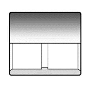 Муфта ПВХ соединительная d32 мм